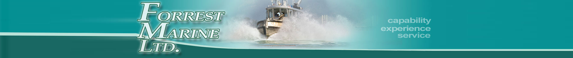 Forrest Marine Ltd. – Marine Services for the BC Lower Mainland